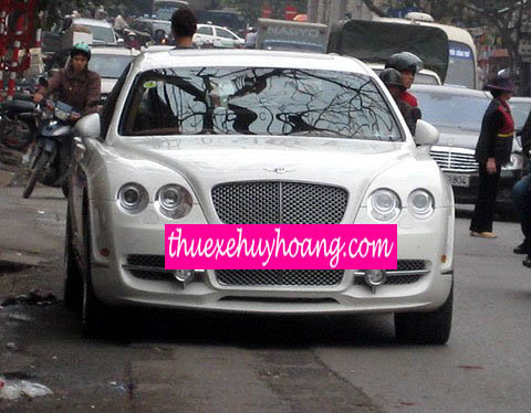 Xe Du Lịch 4 Chỗ Bently